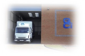 Warehouse Distribution Storage