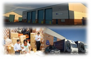QCI Warehousing and Offices